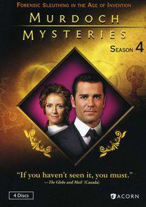 Murdoch Mysteries: Season 04