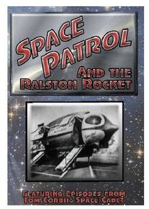 Space Patrol and the Ralston Rocket