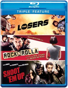The Losers /  Rocknrolla /  Shoot 'Em up
