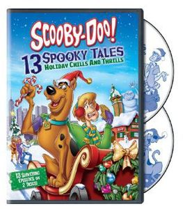 Scooby-Doo!: 13 Spooky Tales: Holiday Chills and Thrills