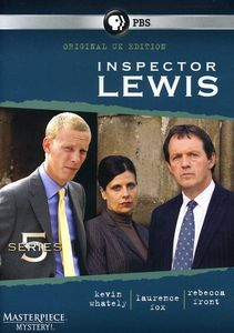 Inspector Lewis: Series 5 (Masterpiece)