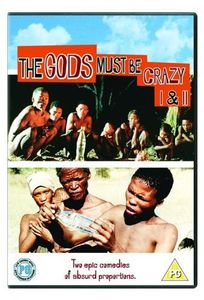 Gods Must Be Crazy 1 & 2 [Import]