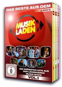 Vol. 1-Das Beste Aus Dem Musikladen [Import]