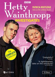 Hetty Wainthropp Investigates: The Complete Collection , Patricia Routledge