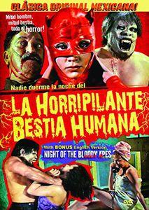 La Horripilante Bestia Humana (Night of the Bloody Apes)