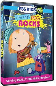 Peg + Cat: Peg Rocks