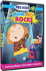 Peg + Cat: Peg Rocks