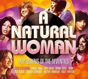 Natural Woman (Original Soundtrack) [Import]