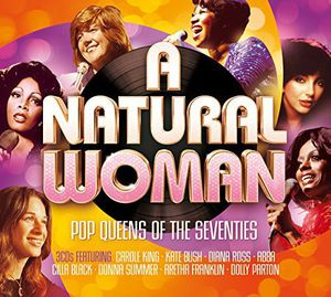 Natural Woman (Original Soundtrack) [Import]