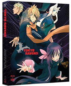 Tokyo Ravens: Season 1 Part 2