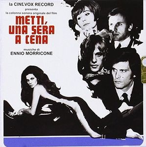 Metti, Una Sera a Cena (Original Soundtrack) [Import]