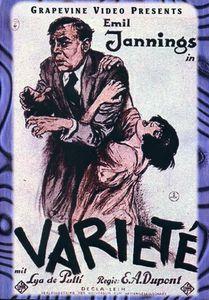 Variety (Variete) (1925)