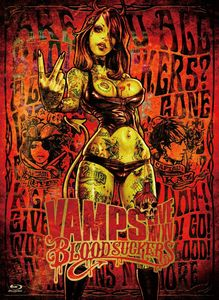 Vamps Live 2015 Bloodsuckers: Limited [Import]