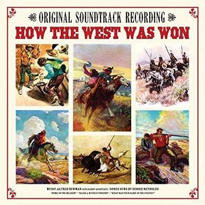 How the West Was Won (Original Soundtrack) [Import]
