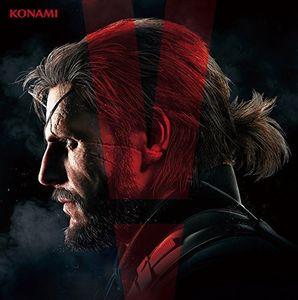 Metal Gear Solid 5 (Original Soundtrack) [Import]