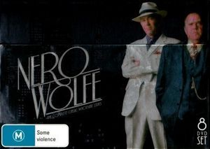 Nero Wolfe: The Complete Classic Whodunit Series [Import]