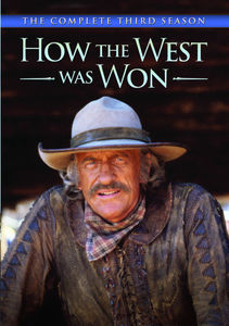 How the West Was Won: The Complete Third Season , James Arness