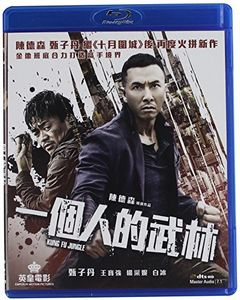 Kung Fu Jungle (2014) [Import]