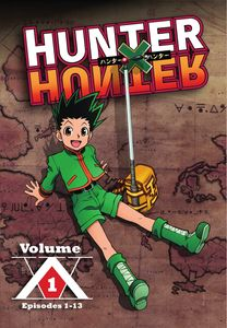 Hunter X Hunter: Volume 1 (Episodes 1-13)