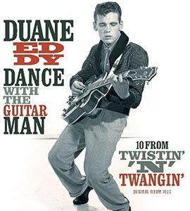 Dance With The Guitar Man /  Twistin N Twangin [Import] , Duane Eddy