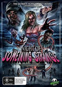 Night Of Something Strange [Import]