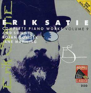 Satie: Complete Piano Works 9