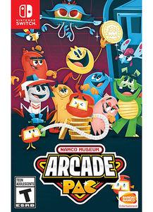 NAMCO Museum Arcade Pac for Nintendo Switch