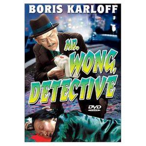 Mr Wong: Mr Wong Detective