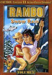 Rambo 5: Snow Raid