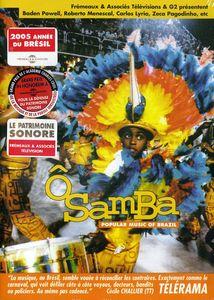 O Samba: Popular Music of Brazil