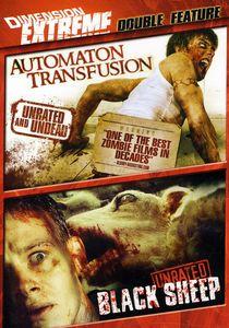Dimension Extreme Double Feature: Automaton Transfusion /  Black Sheep