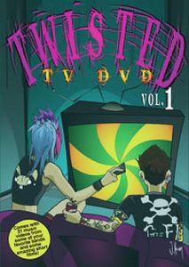 Vol. 1-Twisted TV