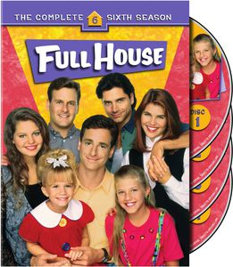 Full House: The Complete Sixth Season