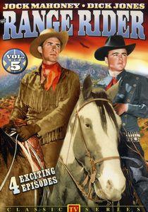 The Range Rider: Volume 5