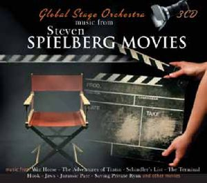 Global Stage Orchestra: Music From Steven Spielberg Movies (Original Soundtrack) [Import]