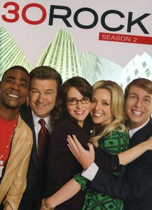 30 Rock: Season 2 , Tracey Morgan