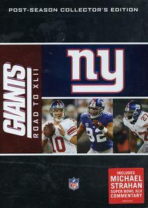 NFL Road to Super Bowl XLII , Eli Manning