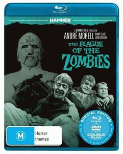 The Plague of the Zombies [Import]
