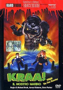 Kraa! the Sea Monster [Import]