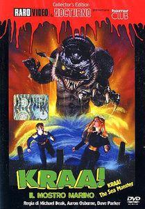 Kraa! the Sea Monster [Import]