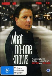 What No One Knows [Import]