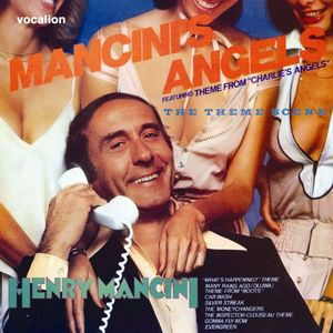 Mancini's Angels & the Theme Scene [Import]