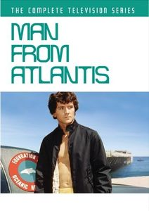 The Man From Atlantis: The Complete TV Movies Collection