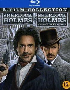 Sherlock Holmes 1 & 2 [Import]