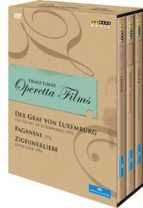 Operetta Films: Der Graf Von Luxemburg