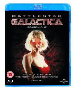 Battlestar Galactica (2004): Season 1 [Import]