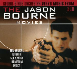 Plays Music from the Jason Bourne Movies (Original Soundtrack) [Import]
