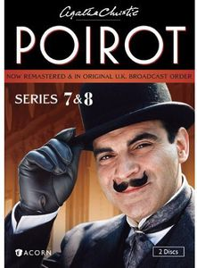 Agatha Christie's Poirot: Series 7 and 8