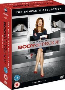 Body of Proof-Season 1-3 [Import]