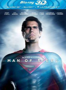 Man of Steel 3D [Import]